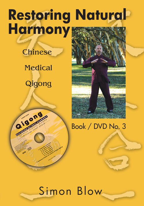 Restoring Natural Harmony-Book/DVD no 3