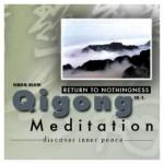 Return to Nothingness CD - Simon Blow Qigong