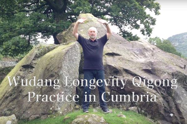 Wudang Longevity Qigong Practice in Cumbria