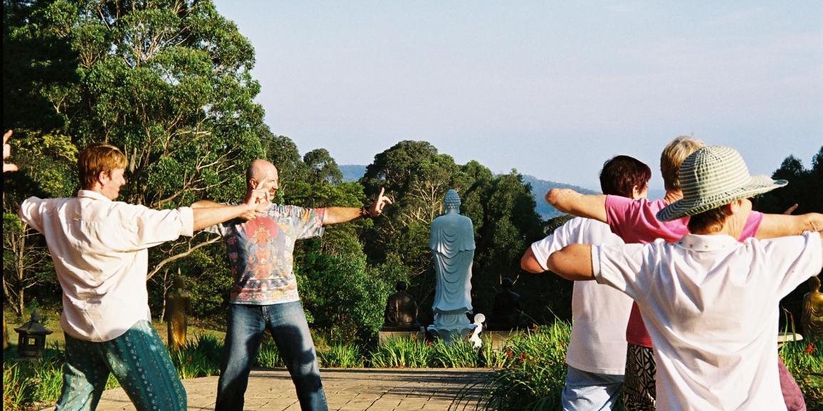 Qigong Restoring Natural Harmony