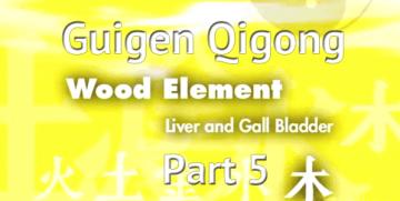 Guigen Chinese Medical Qigong – Wood Element Part 5