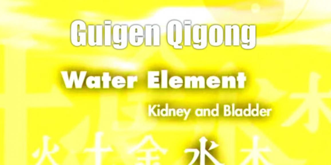 Guigen Chinese Medical Qigong – Water Element Part 4