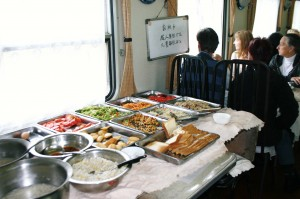 Breakfast-Train-2009-Qigong-study-tour-simonblowqigong.com