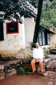 Simon-Blow-Ramana-Ashram-2002-3-simonblowqigong.com