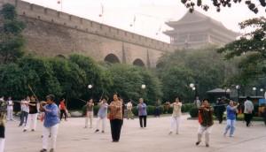 Xian-2000-Qigong-study-tour-simonblowqigong.com