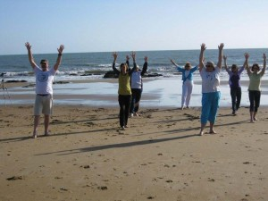 Tannum-Sands- Qigong-retreat-2010-simonblowqigong.com